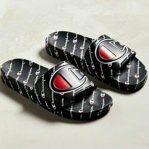 b298ce1e8 Champion Shoes - NEW CHAMPION IPO REPEAT  BIG LOGO MONOGRAM SLIDE
